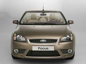 Ver foto 27 de Ford Focus Coupe Cabriolet 2006