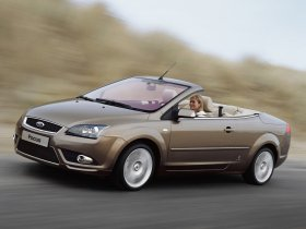 Ver foto 35 de Ford Focus Coupe Cabriolet 2006