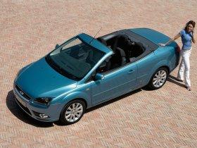 Ver foto 14 de Ford Focus Coupe Cabriolet 2006