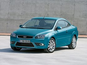 Ver foto 11 de Ford Focus Coupe Cabriolet 2006