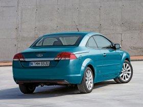 Ver foto 10 de Ford Focus Coupe Cabriolet 2006