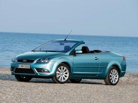 Ver foto 7 de Ford Focus Coupe Cabriolet 2006