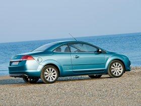 Ver foto 5 de Ford Focus Coupe Cabriolet 2006
