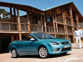 Ver foto 2 de Ford Focus Coupe Cabriolet 2006