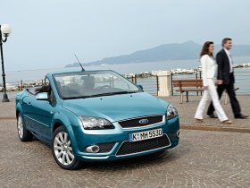 Fotos de Ford Focus Coupe Cabriolet 2006