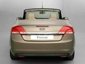 Ver foto 28 de Ford Focus Coupe Cabriolet 2006