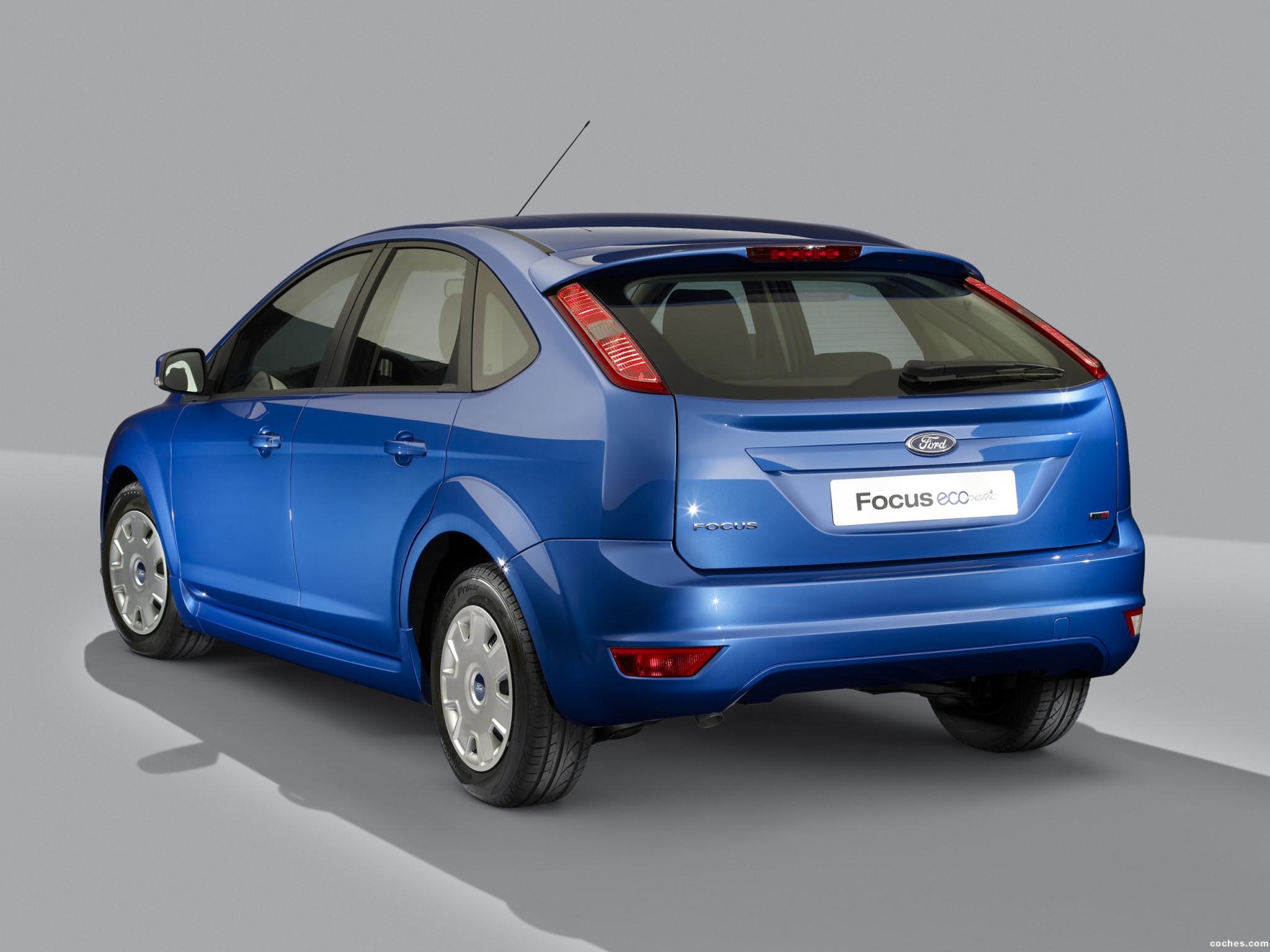 Foto 2 de Ford Focus ECOnetic 2008