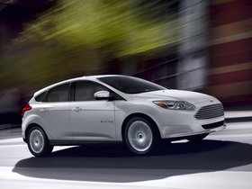 Ver foto 3 de Ford Focus Electric 2011