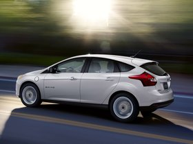 Ver foto 2 de Ford Focus Electric 2011