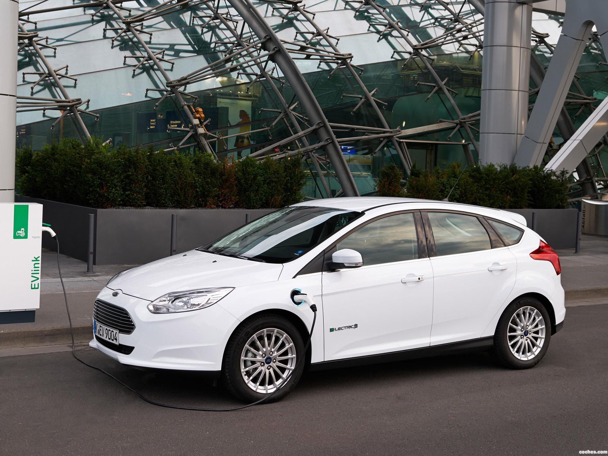Foto 0 de Ford Focus Electric 5 puertas 2013