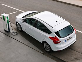 Ver foto 4 de Ford Focus Electric 5 puertas 2013