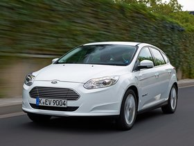 Ver foto 3 de Ford Focus Electric 5 puertas 2013