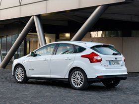 Ver foto 2 de Ford Focus Electric 5 puertas 2013