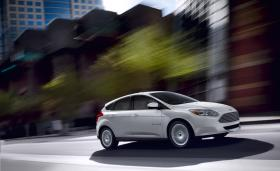 Fotos de Ford Focus Electric 2014