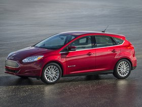 Ver foto 1 de Ford Focus Electric 2014