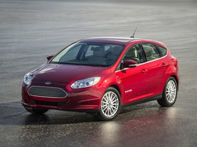 Ver foto 3 de Ford Focus Electric 2014