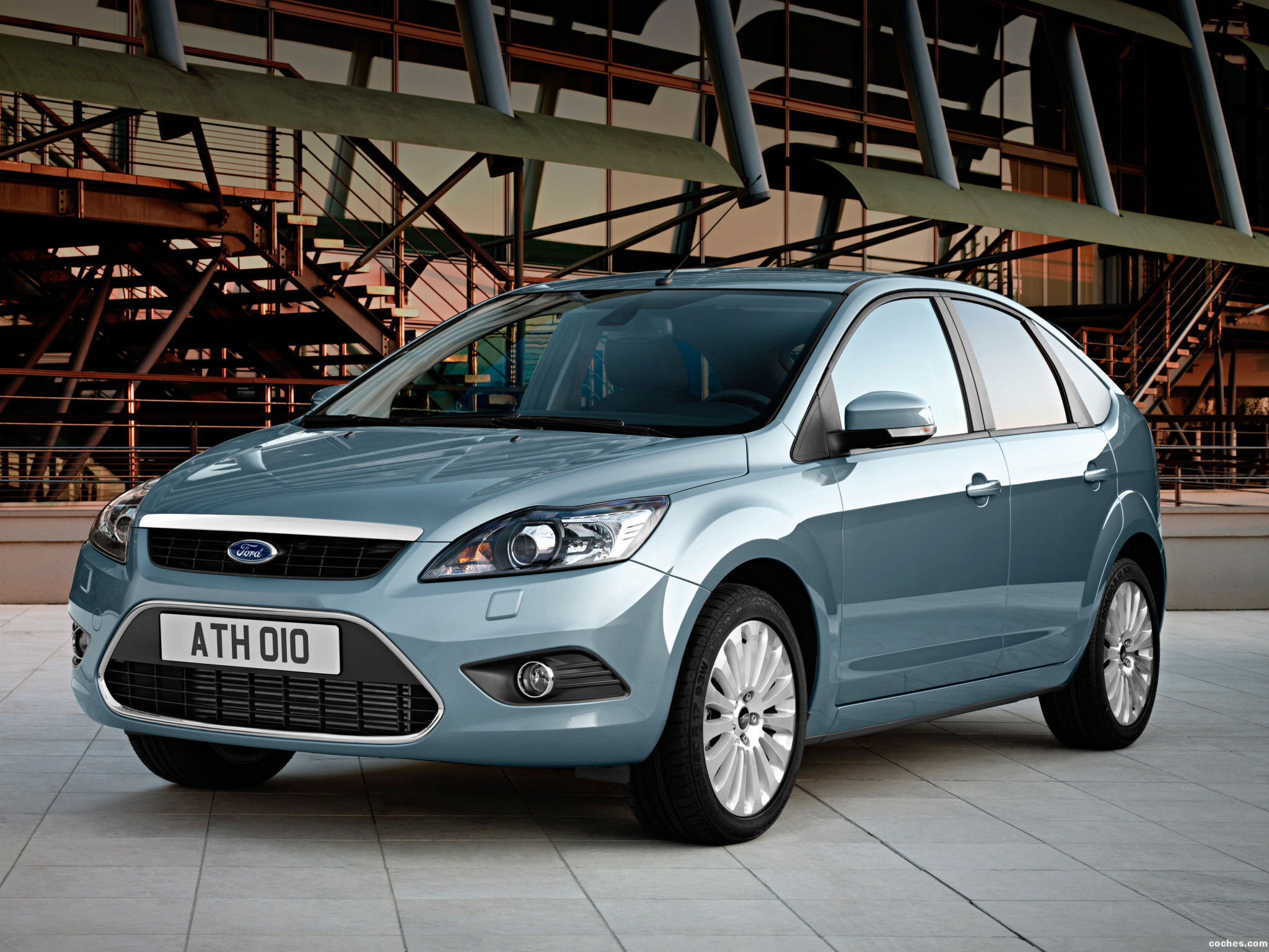 Foto 0 de Ford Focus Facelift 2008