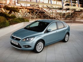 Ver foto 6 de Ford Focus Facelift 2008