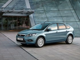 Ver foto 5 de Ford Focus Facelift 2008