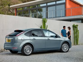 Ver foto 4 de Ford Focus Facelift 2008