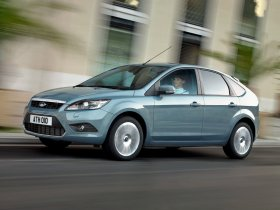 Ver foto 3 de Ford Focus Facelift 2008
