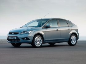 Ver foto 2 de Ford Focus Facelift 2008
