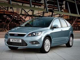 Fotos de Ford Focus Facelift 2008