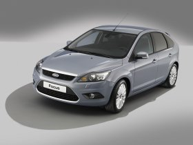 Ver foto 14 de Ford Focus Facelift 2008
