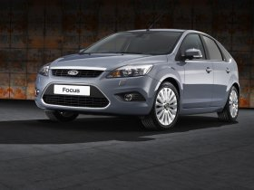 Ver foto 13 de Ford Focus Facelift 2008