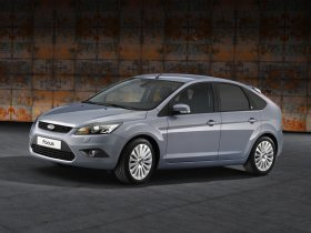 Ver foto 12 de Ford Focus Facelift 2008
