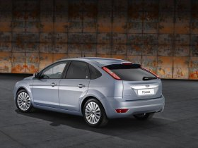 Ver foto 11 de Ford Focus Facelift 2008