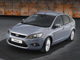 Ver foto 10 de Ford Focus Facelift 2008