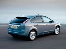 Ver foto 9 de Ford Focus Facelift 2008
