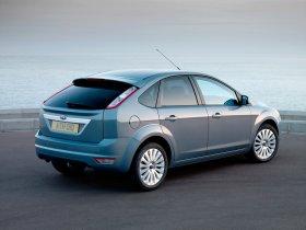 Ver foto 9 de Ford Focus Facelift 2008