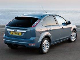 Ver foto 8 de Ford Focus Facelift 2008