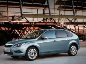 Ver foto 7 de Ford Focus Facelift 2008