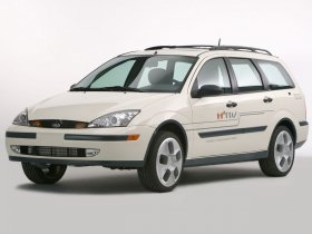 Ver foto 1 de Ford Focus H2RV Hydrogen Hybrid Research Vehic 2003