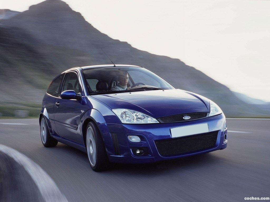 Foto 10 de Ford Focus RS 2002