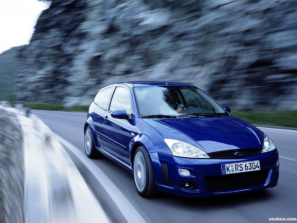 Foto 1 de Ford Focus RS 2002