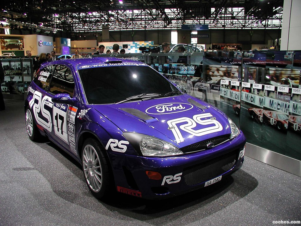 Foto 8 de Ford Focus RS 2002