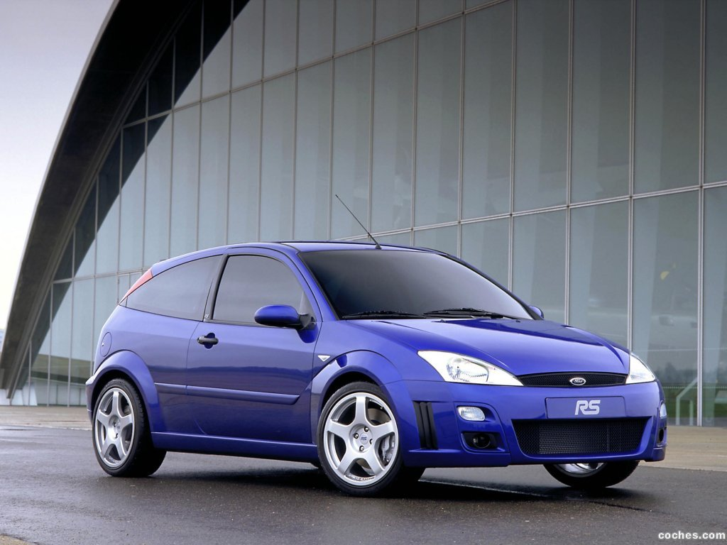 Foto 6 de Ford Focus RS 2002