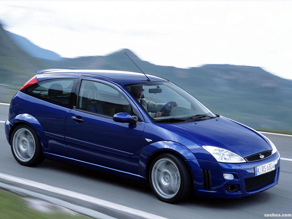 Foto 4 de Ford Focus RS 2002