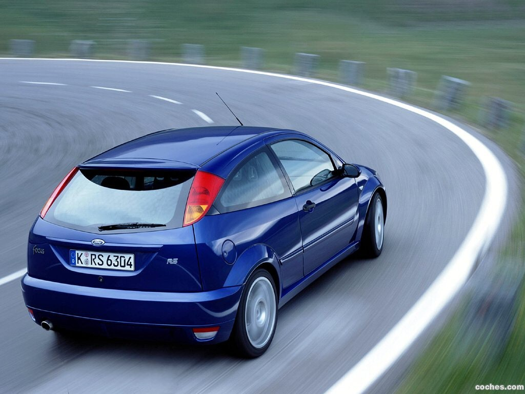 Foto 2 de Ford Focus RS 2002