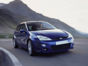 Ver foto 11 de Ford Focus RS 2002