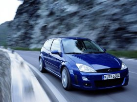 Ver foto 2 de Ford Focus RS 2002