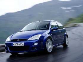 Ver foto 10 de Ford Focus RS 2002