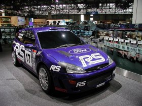 Ver foto 9 de Ford Focus RS 2002