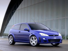Ver foto 7 de Ford Focus RS 2002