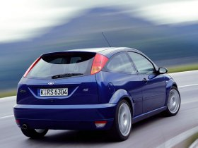 Ver foto 6 de Ford Focus RS 2002