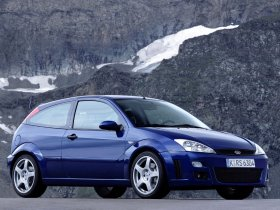 Fotos de Ford Focus RS 2002